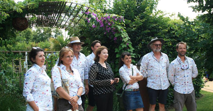plantes et cultures à Chaumont sur Loire
